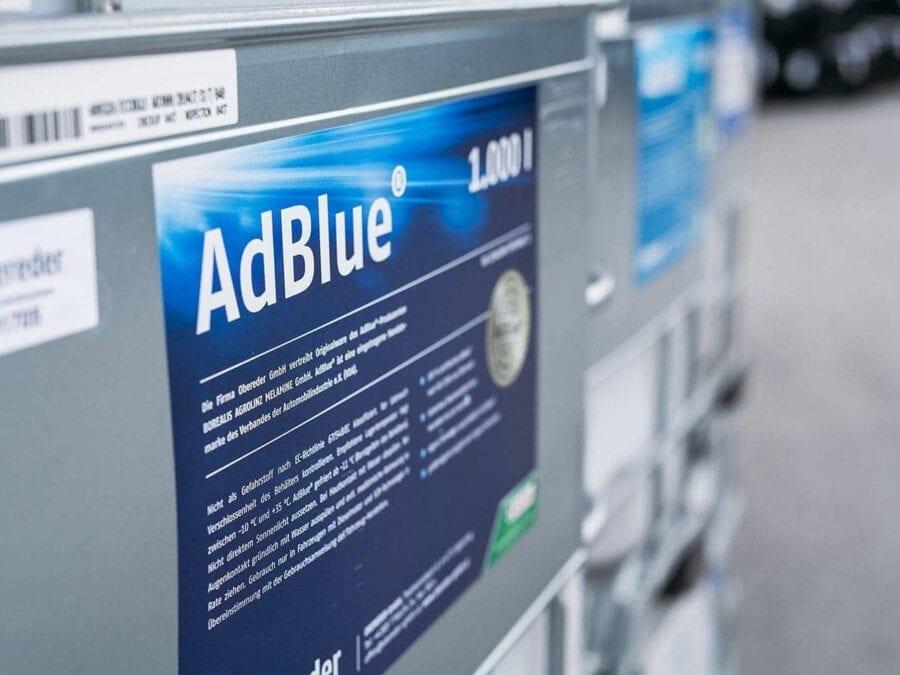 Industrie-AdBlue-Obereder
